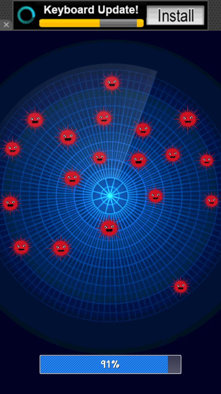 automatic virus app